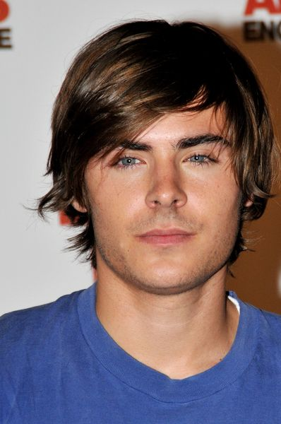 Zac Efron Shaggy Haircuts For Boys Boy Haircuts Long