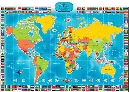 Interactive world map gift ideas catie pinterest interactive world map gumiabroncs Image collections