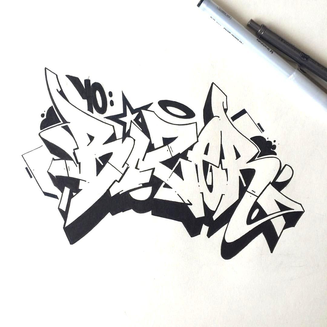 Graffiti Zum Nachmalen Graffiti Writing Graffiti Wildstyle Graffiti Wall Art