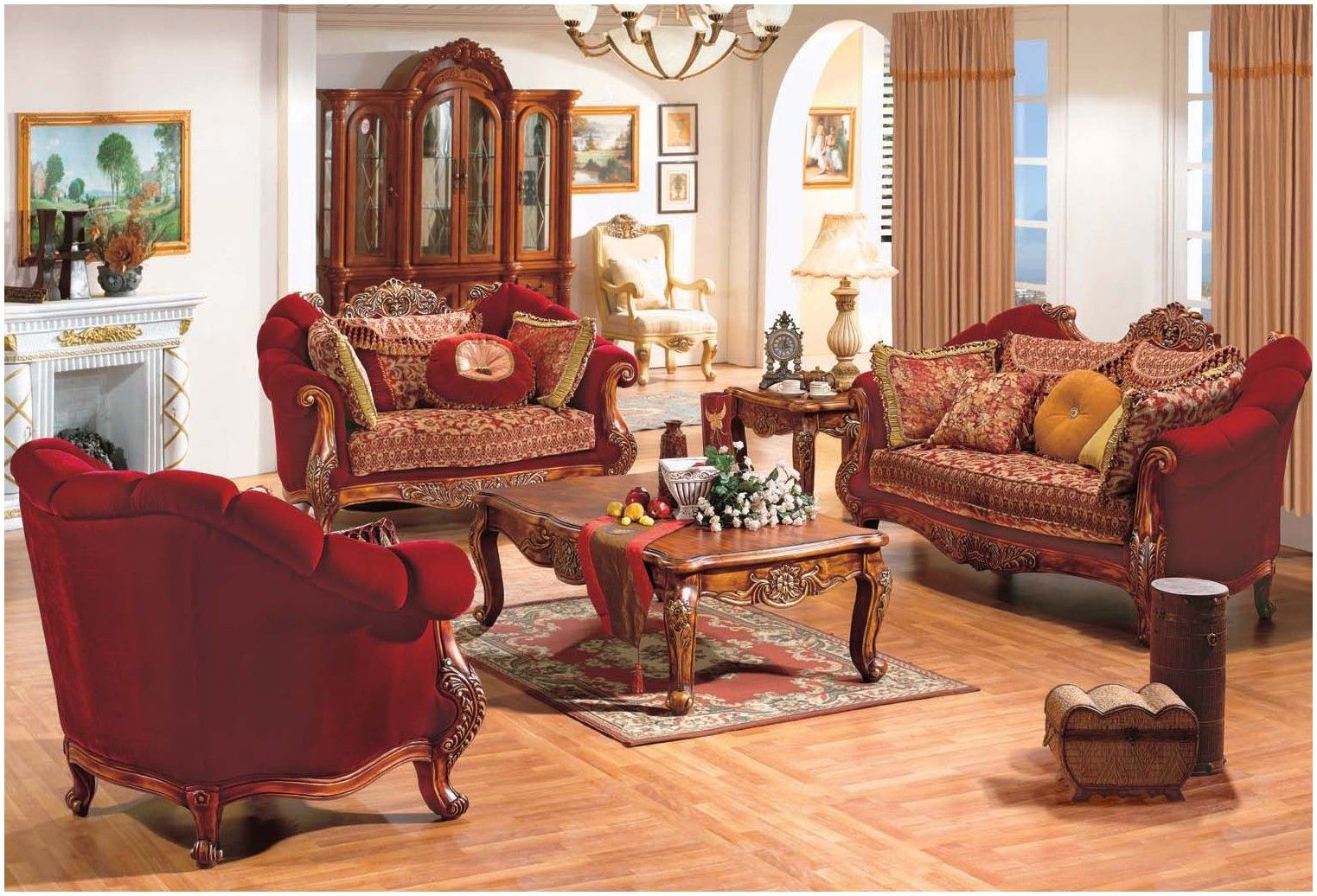 76 reference of french country living room sofa in 2020