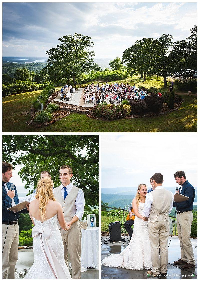 Whitney Mountain Lodge Wedding - Rogers, Arkansas - Beaver Lake ...