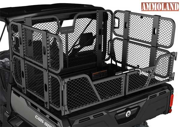 Can Am Defender Bed Wall Extender Can Am Defender Bug Out Vehicle