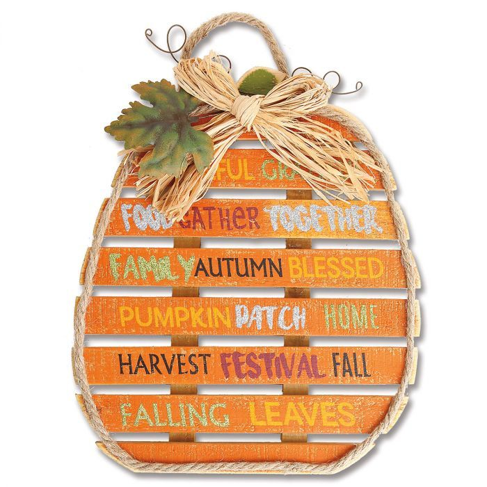 Pumpkin Palette Sign Fall Season Pinterest Current catalog