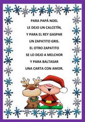 Poesia Para Navidad Poesias Christmas Learning Spanish Y Poems