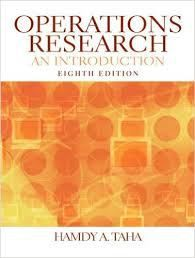 Download ebook operations research free