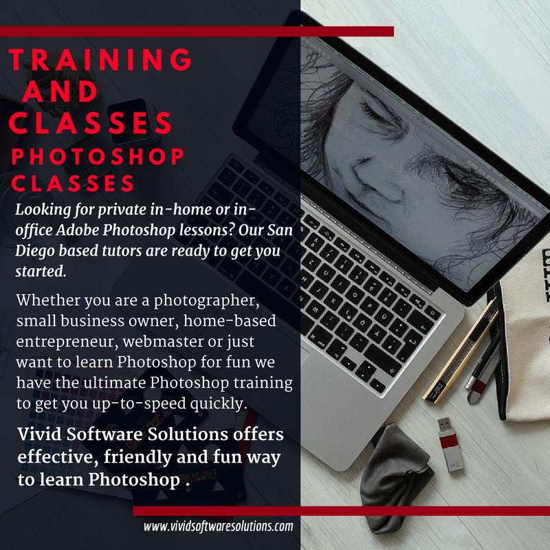 Photoshop Classes San Diego Web Design Company Photoshop Lessons Photoshop Class