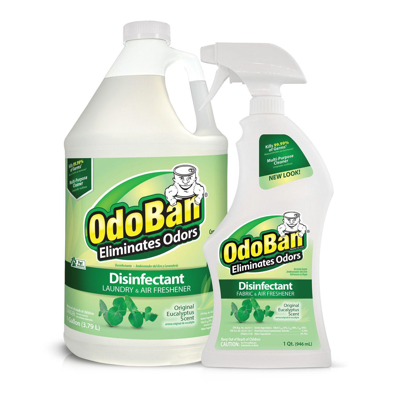 OdoBan Odor Disinfectant (1 Gallon Concentrate / 32 oz