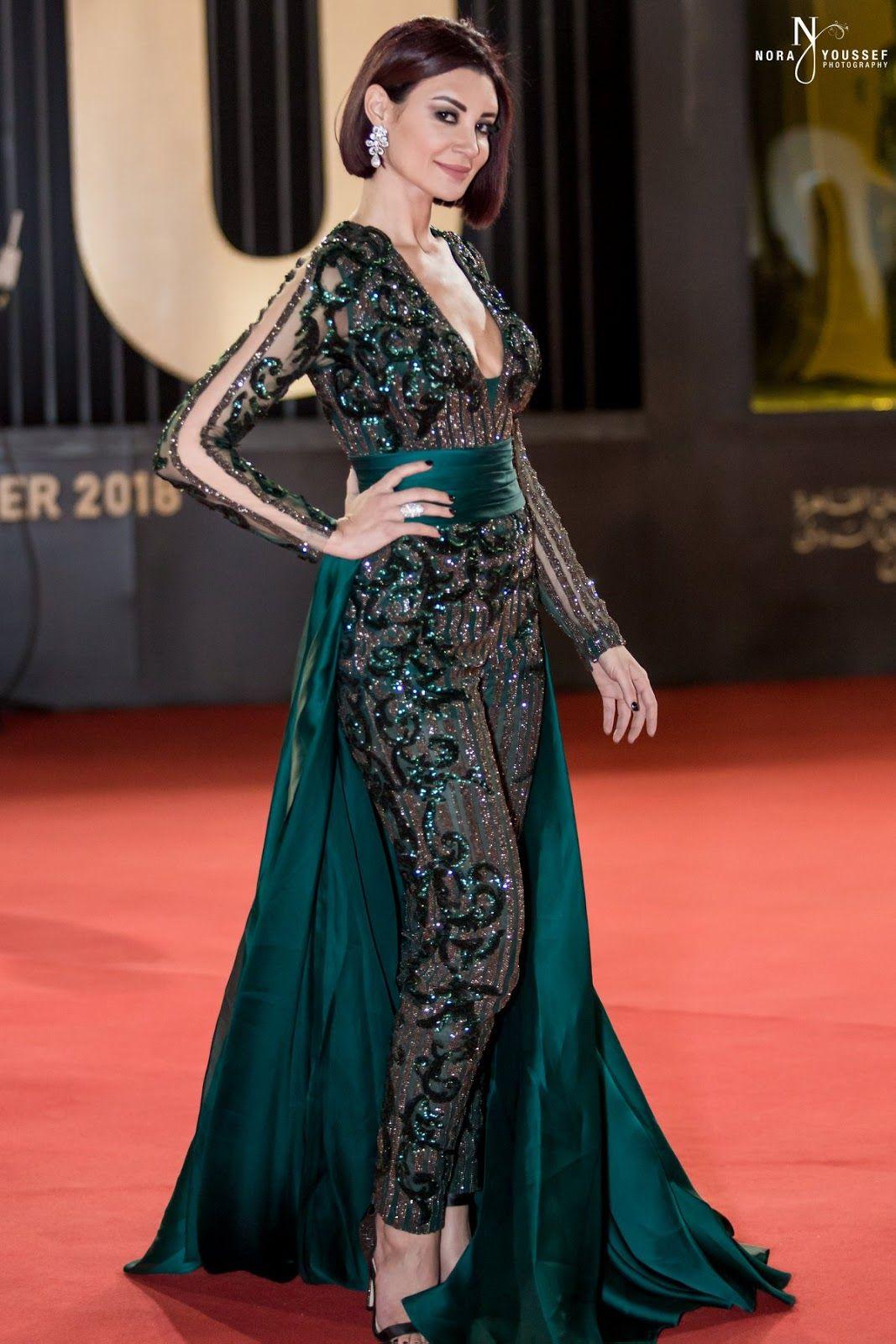 اسخن 40 صورة الفنانات بفساتين عارية وشفافة ومثيرة Egyptian Actress Formal Dresses Long Formal Dresses