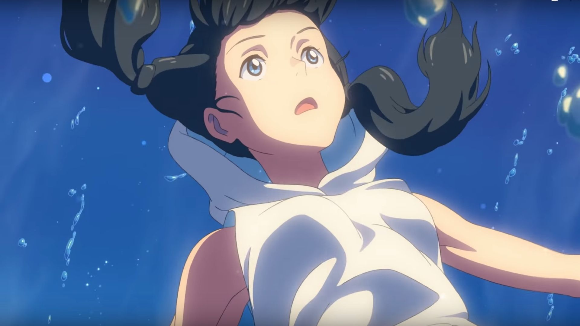 First Teaser Trailer For The Anime Film WEATHERING WITH