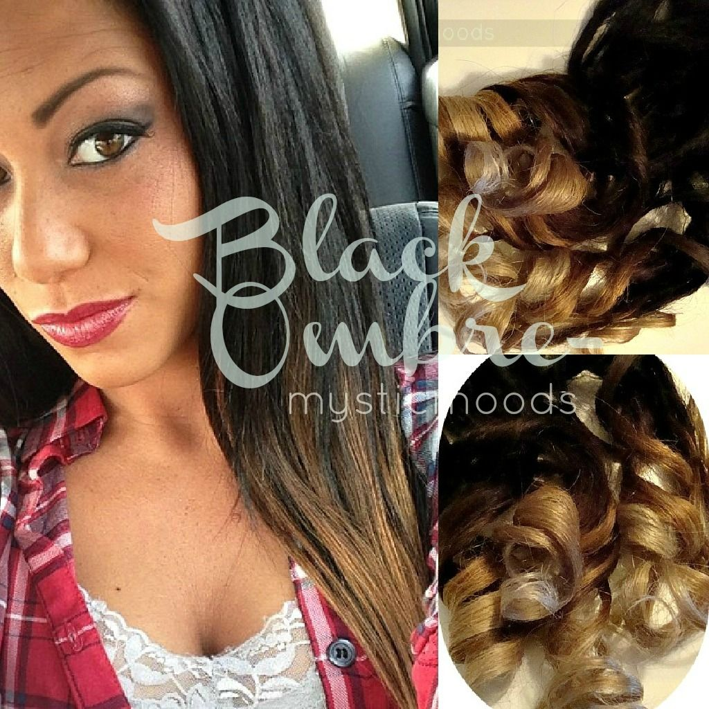 black brown ombre tumblr black hair with ombre tumblr | hair goals
