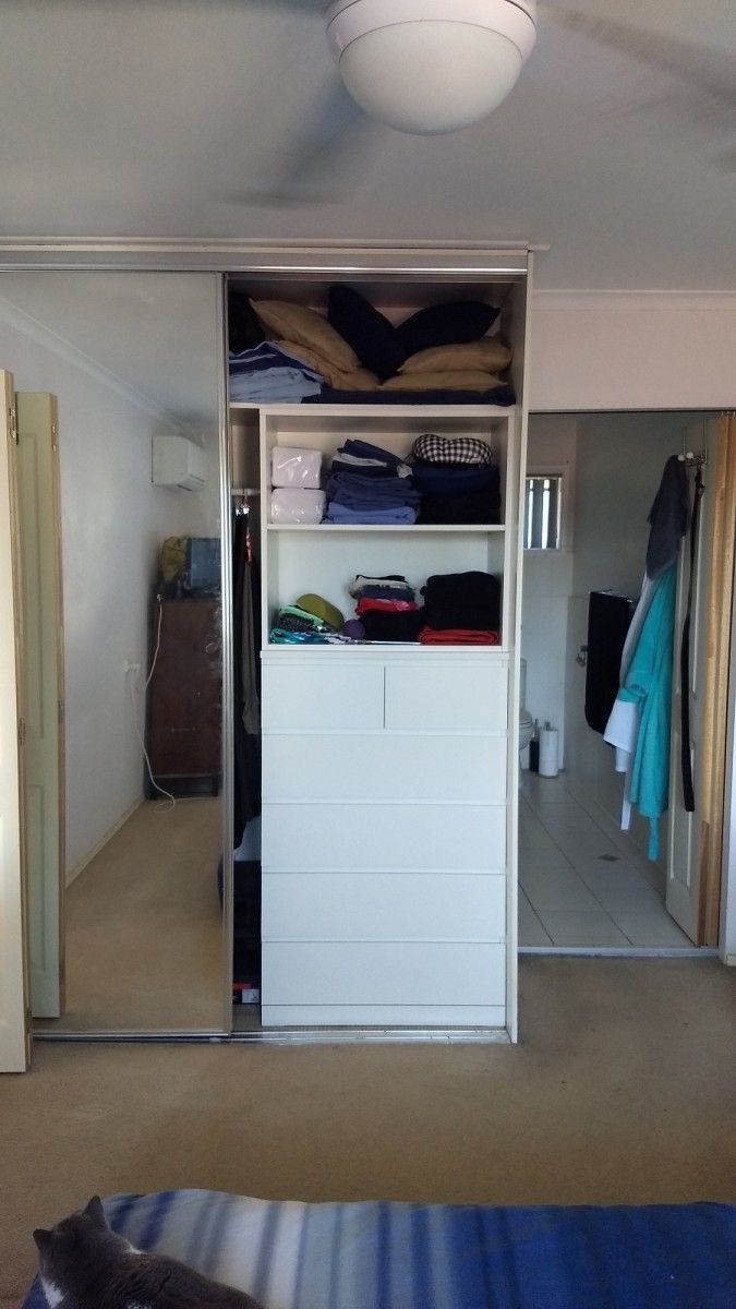 Add Drawers For Closets Aka Hack Your Built In Wardrobe Http Www