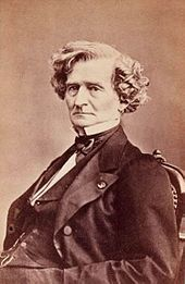 Hector Berlioz (1803 –1869) was a French Romantic composer, best known for his compositions Symphonie fantastique and Grande messe des morts (Requiem). Berlioz made significant contributions to the modern orchestra with his Treatise on Instrumentation.