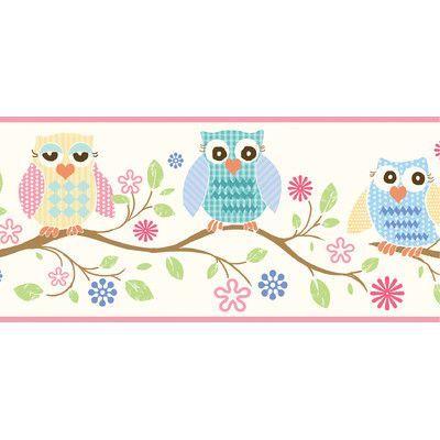 Pin By Carmen Camacho San Esteban On Tazas Owl Wallpaper Wallpaper Border Pink Wallpaper Border