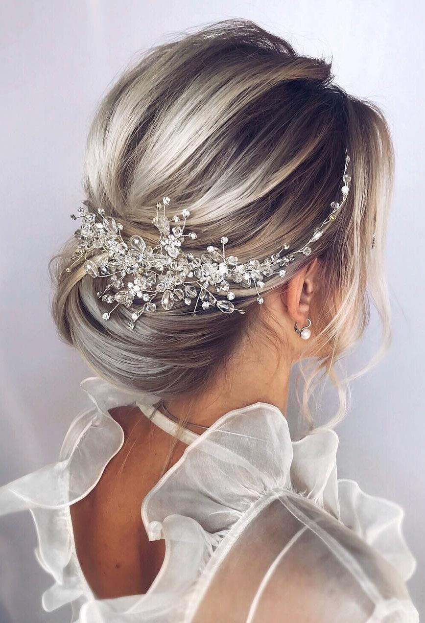The Best And Most Loved Bridal Hairstyles 2019 - Page 13 Of