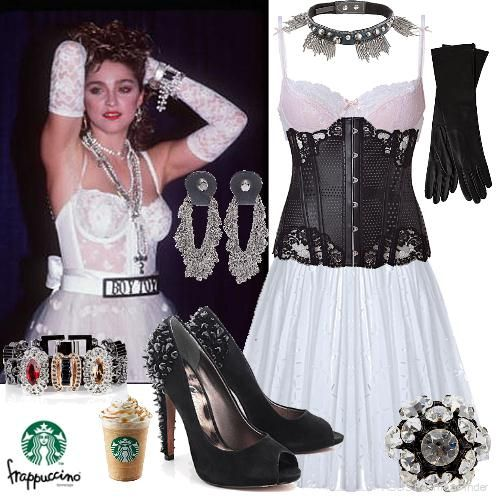 80 39 S Fashion Ideas Madonna Kick It Back 80 39 S Style
