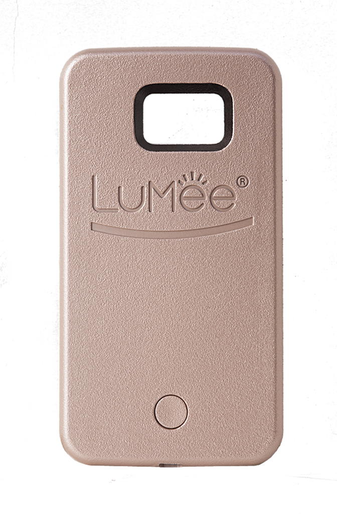 The LuMee Samsung Galaxy s6 case is designed to light up