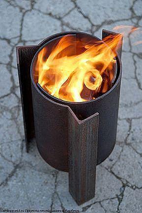 undefined | Кострище, Пожарные чаши, Кузнечные проекты