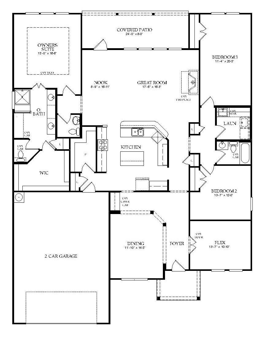 Morningside lane pulte homes home design pinterest for Pulte home designs
