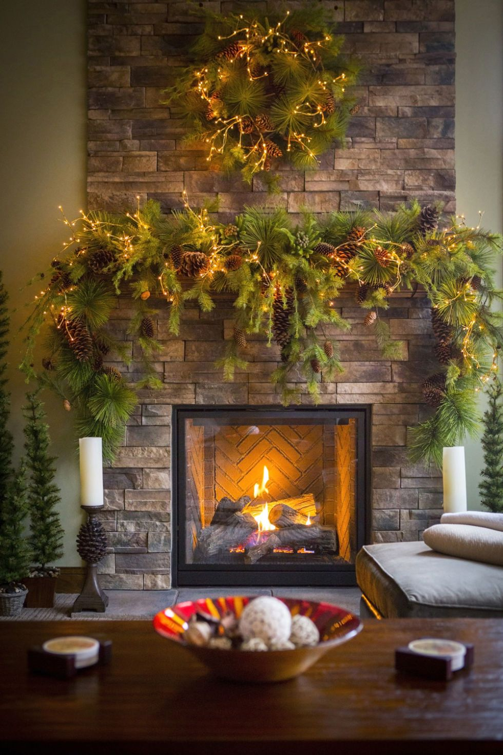 11 cozy photos of fireplaces that will make you want to stay inside rh pinterest co uk