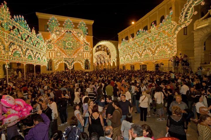 Festa della Madonna della Bruna in Matera