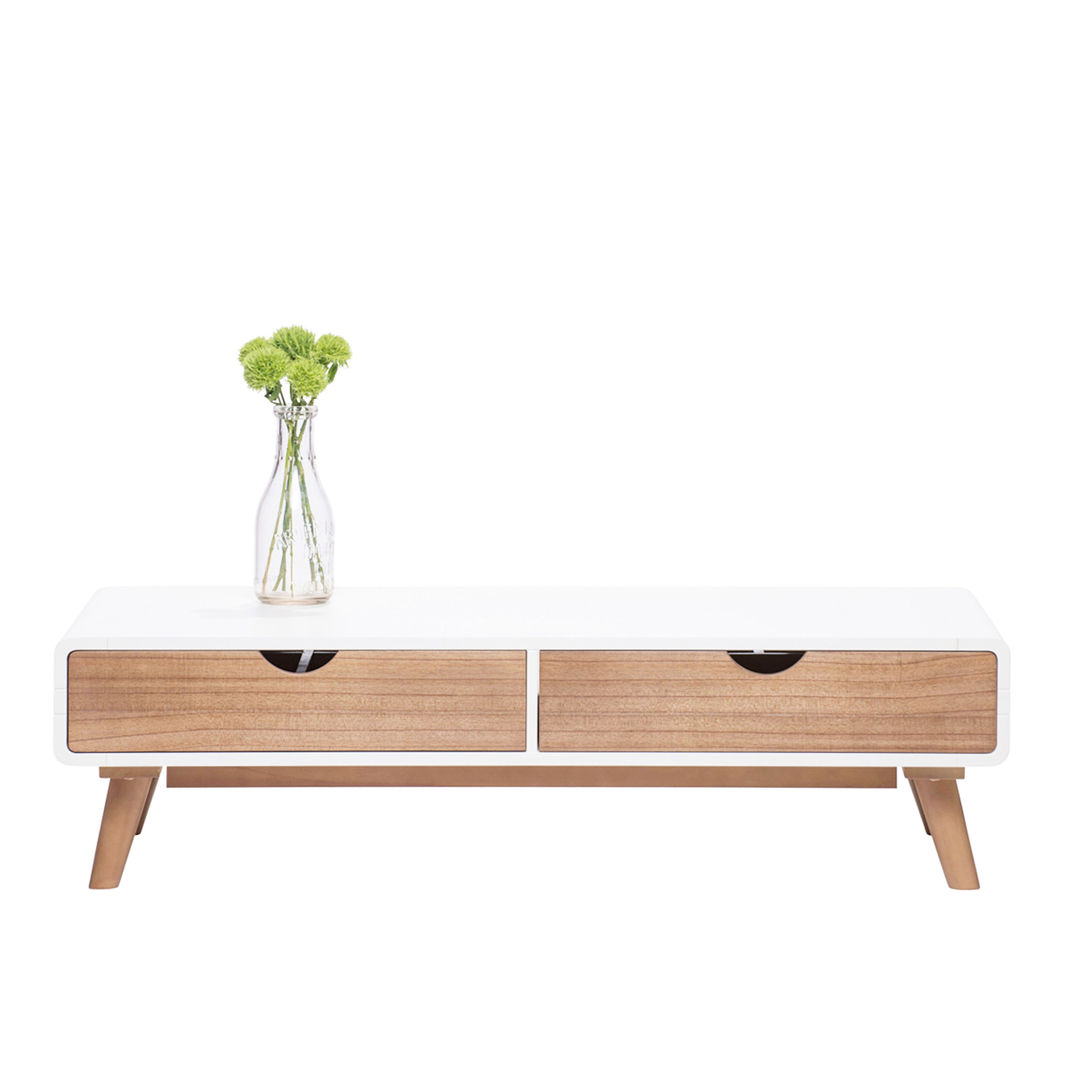 Mary Scandinavian Style Coffee Table