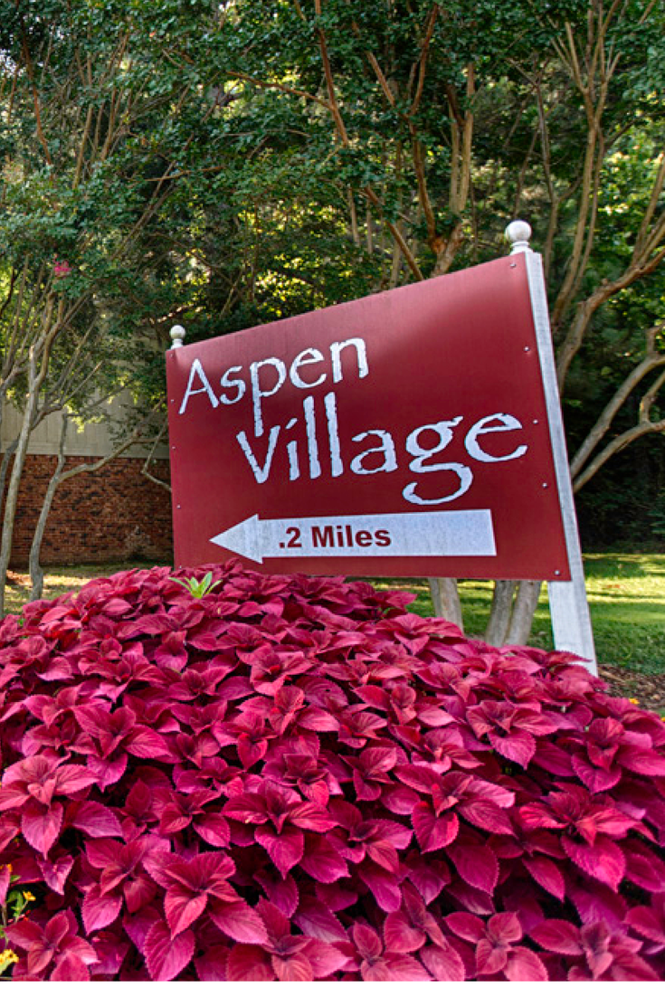 Close to Shopping, Restaurants and I-59 Aspen Village ...