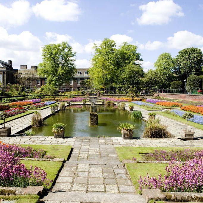 London Hotel Kensington Gardens: 17 Breathtaking Walks In London