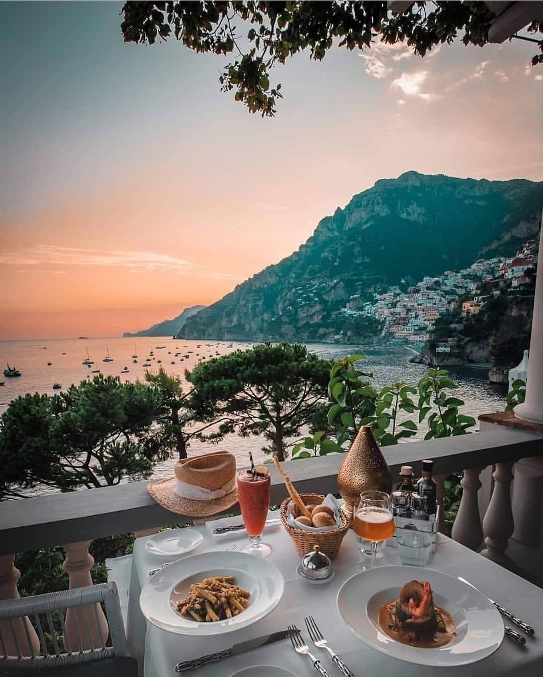 Die besten Restaurants entlang der Amalfiküste | Italien