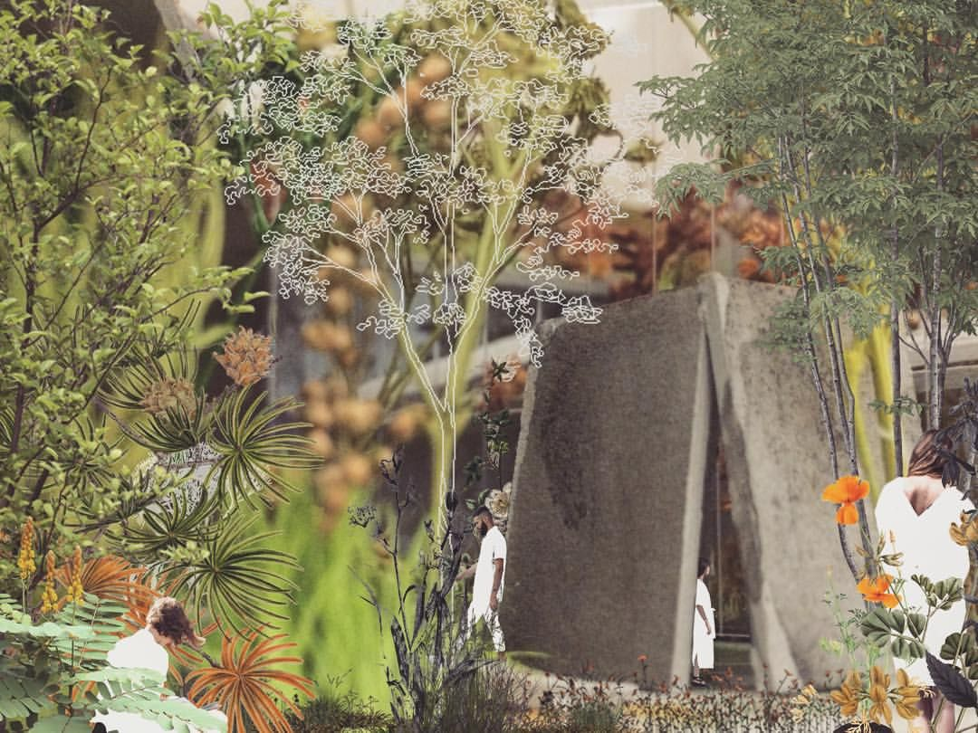 chelseaartlibrary architecturemodel serra wintergarden