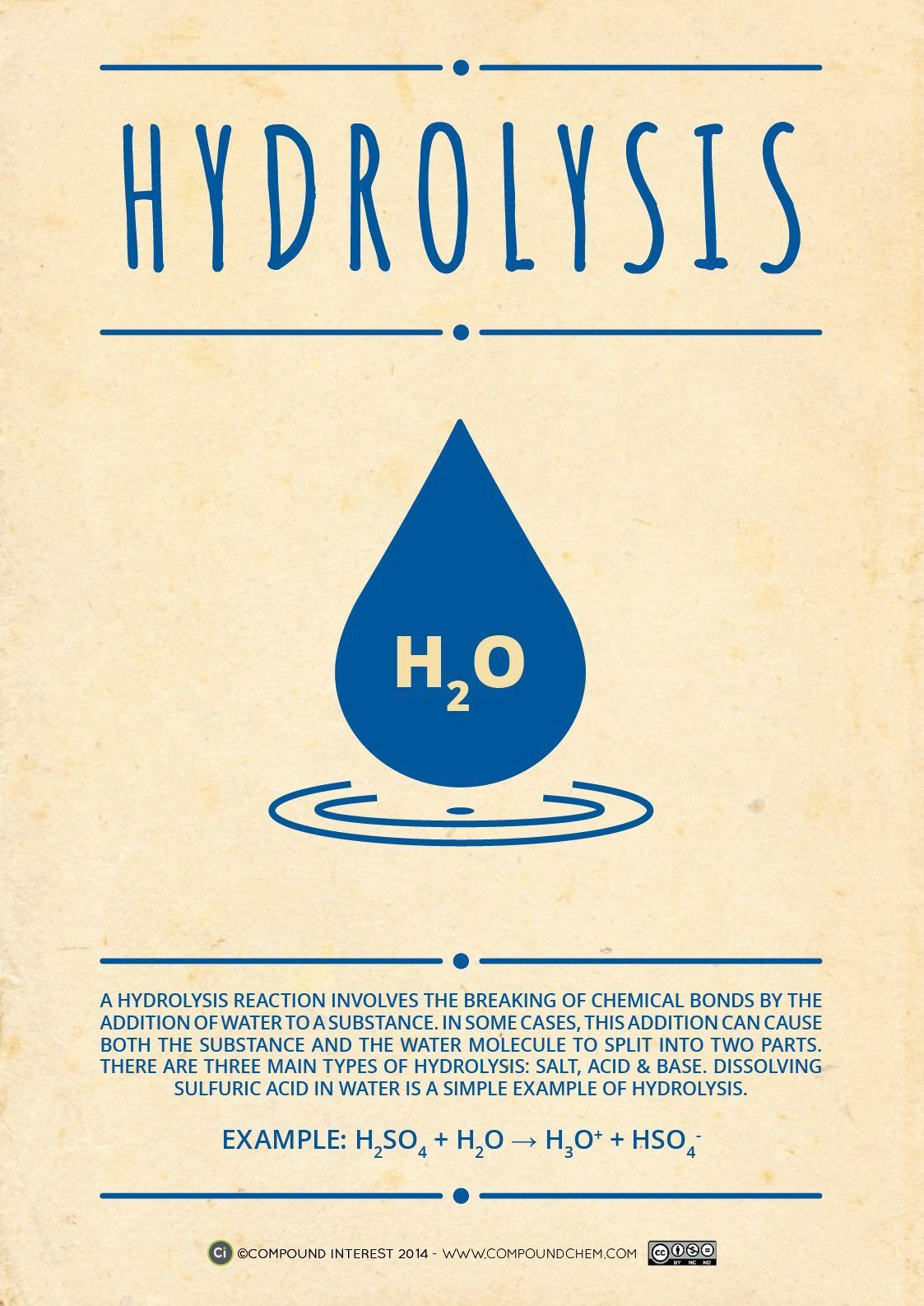 Hydrolysis 3