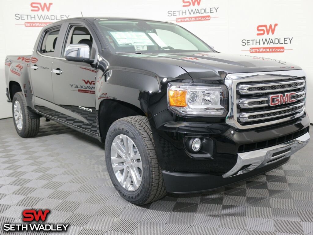 2018 Gmc Canyon 8 Speed Transmission With Images Gmc Canyon