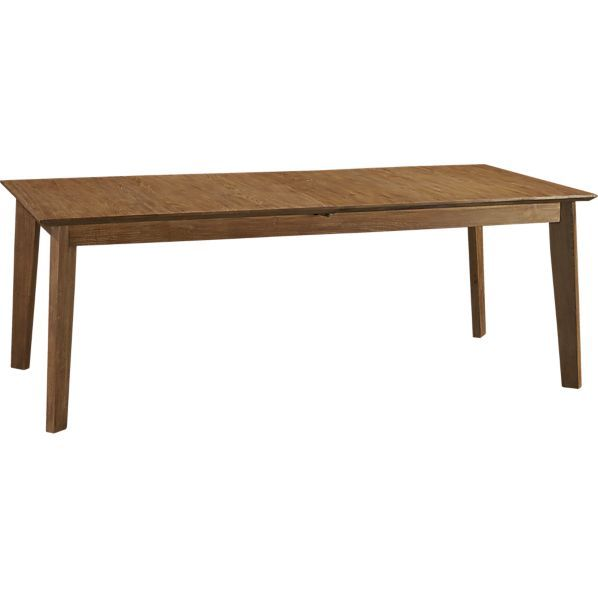 ... Cayman Extension Dining Table From Crate Barrel ...