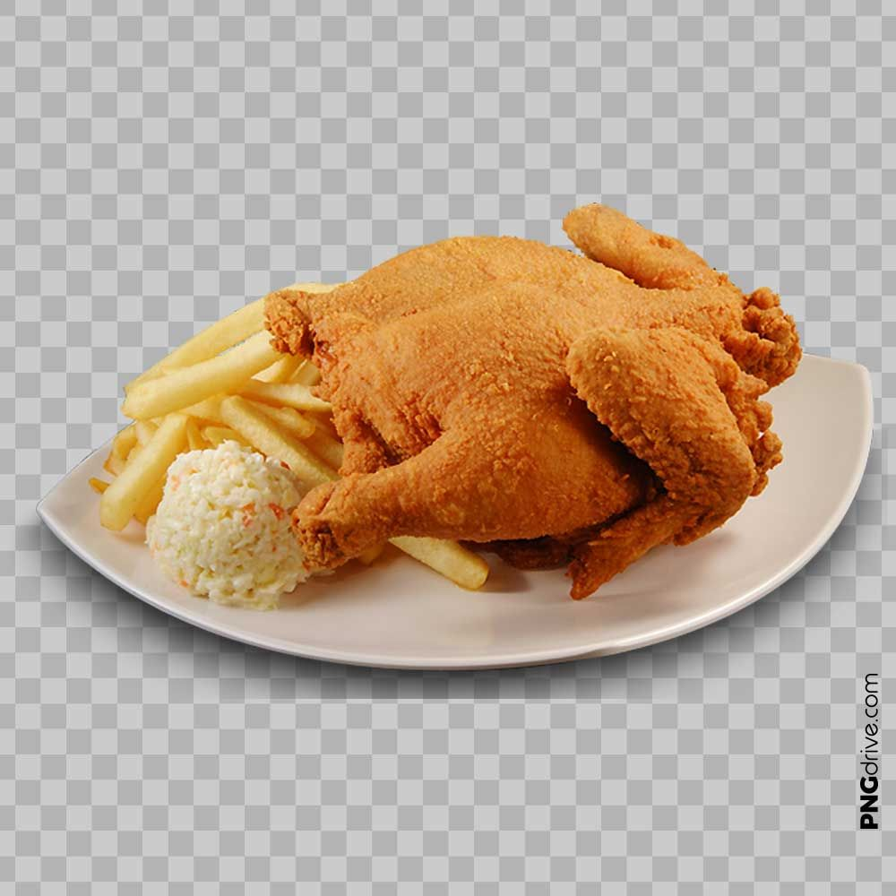 20+ Chicken And Chips Png