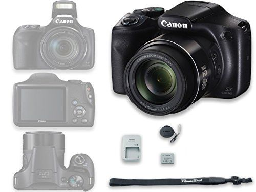 Introducing Canon Powershot Sx540 Hs With 50x Optical Zoom And Builtin Wifi International Version Great Prod Powershot Canon Powershot Point And Shoot Camera