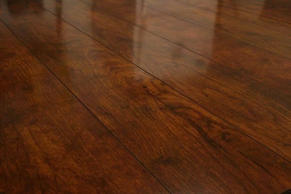 Brazilian Tigerwood Laminate Flooring