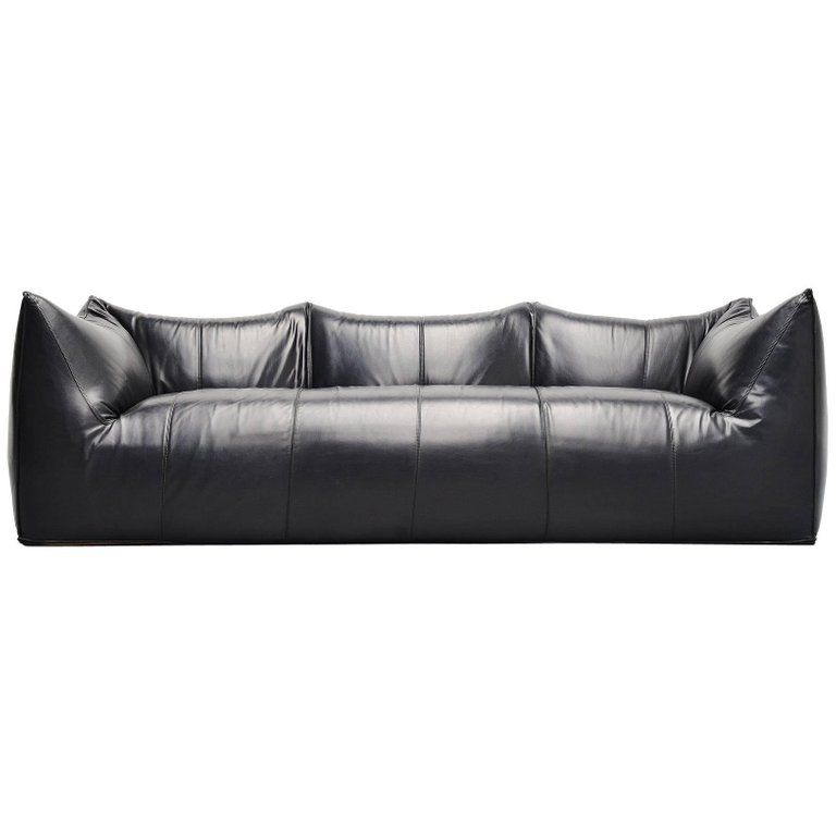 Leather Luxe Sofa By Sprucehome On Etsy Via Etsy Sofa Furniture Leather Sofa