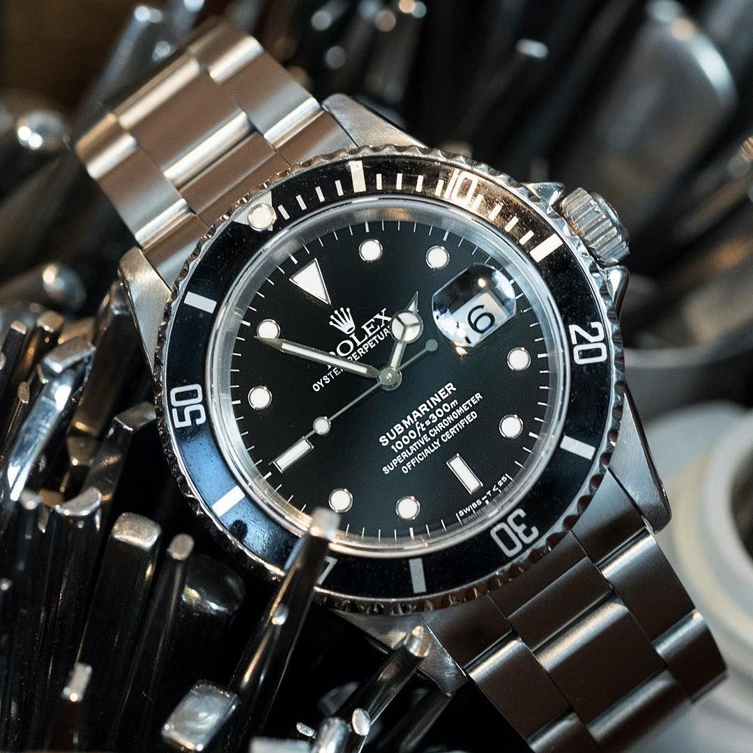 Rolex Submariner 16610 From 1991 1992 1993 Watch Rolex