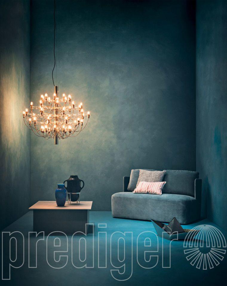 Flos 2097 housedesign kronleuchter lampen und leuchten - Kronleuchter stehlampe ...