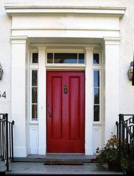 Georgian Door Surround | Country Home | Pinterest | Georgian ...