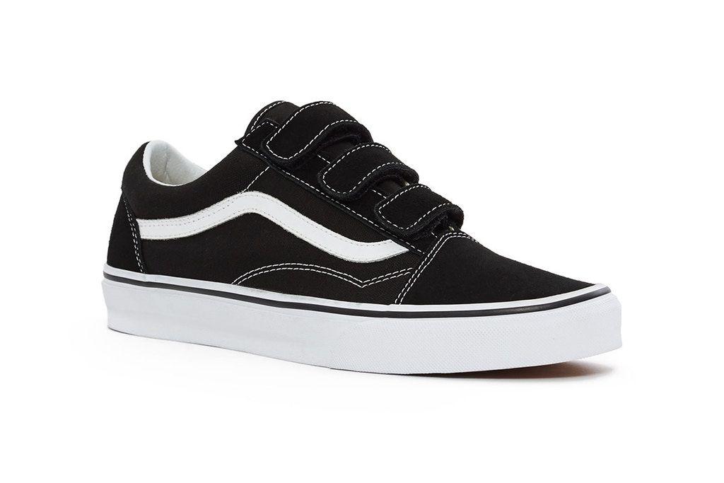 Vans' Classic Old Skool Gets a Velcro Update | Vans classic ...