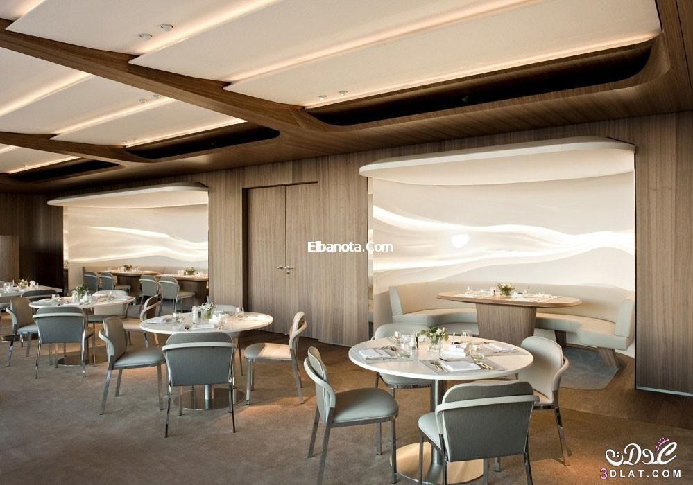 ديكورات كافيهات ومطاعم مودرن افكار كافي 3dlat Net 25 16 99b9 Restaurant Interior Interior Design Modern Restaurant