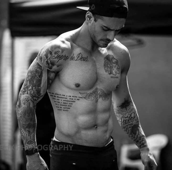 16aa63108 Tatuagens Lucas Lucco, Ideias De Tatuagens, Tatuagens Para Homens, Tatuagem  Braço, Pessoas