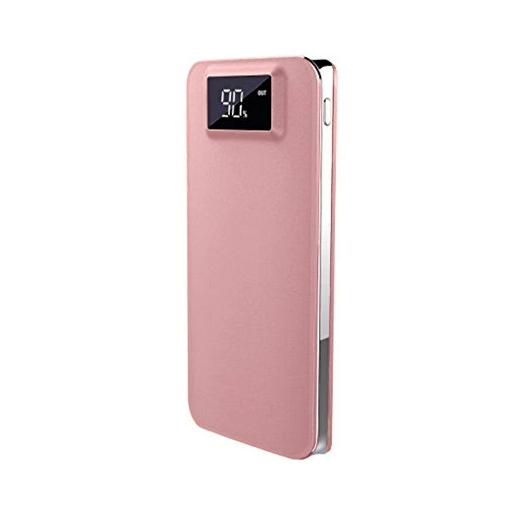 Digital portable battery charger mah pinterest portable