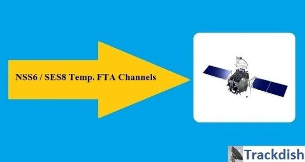 Complete Temp  Free-to-Air TV Channels NSS6 / SES8 Satellite