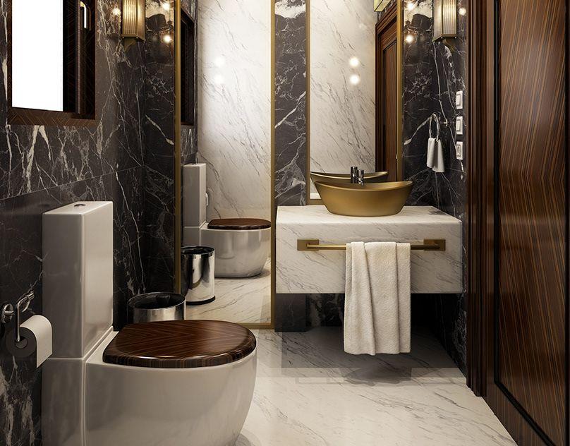 Modern Master Bedroom With Living Area Qatar On Behance Bathroom Decor Luxury Modern Luxury Bathroom Luxury Bathroom Master Baths