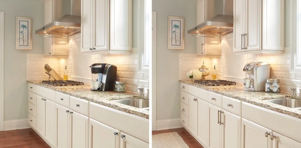 How to Update a Dated Home Without Remodeling | Black ...