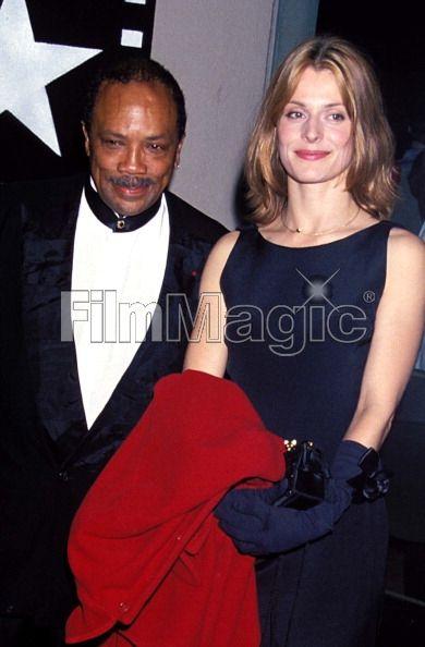Quincy Jones and Nastassja Kinski   Cine, Parejas