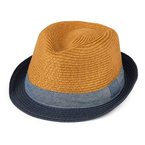 3d587c403e7802 Boys Boys Colorblock Straw Hat - Gray - The Children's Place | *Boy ...