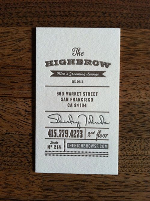 17 Best images about Business Card Ideas on Pinterest | Vintage ...
