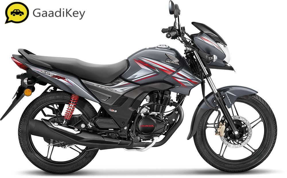 2019 Honda Shine Sp Colors Blue Grey Black Red Yellow
